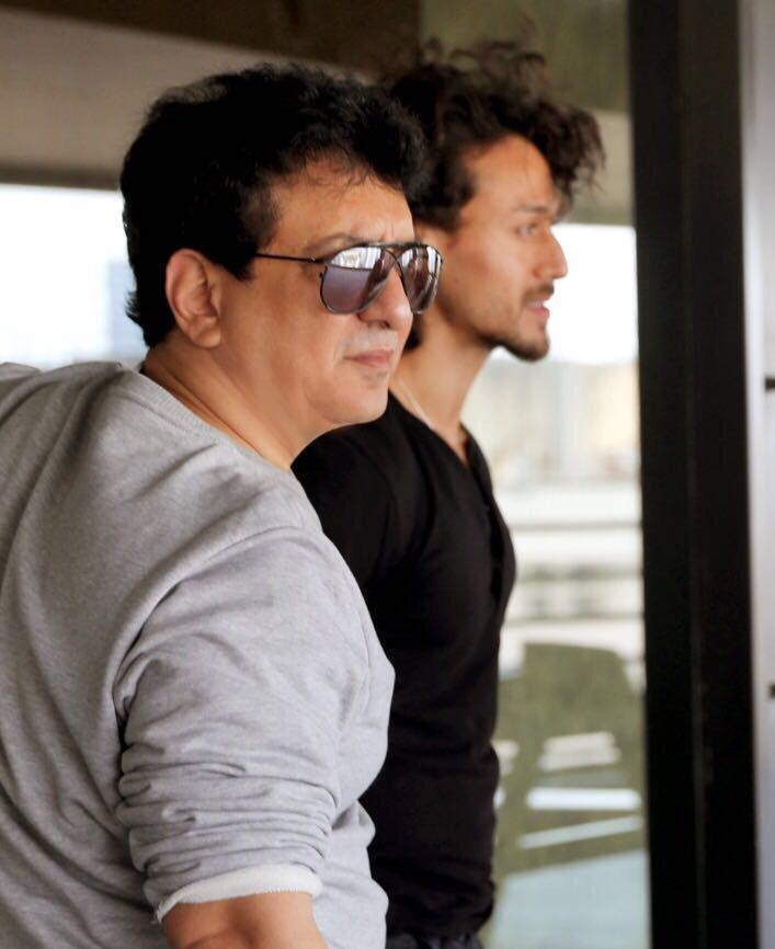 Sajid Nadiadwala as Tiger Shroff Boss